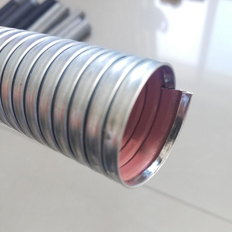 可绕金属软管